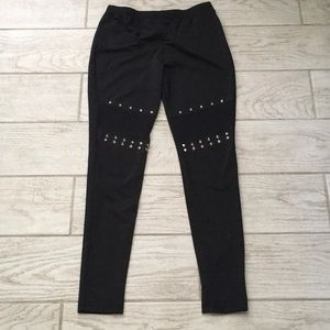 Guess studded leggings